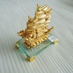 k167 11 150x150 Thuyền buồm vàng  nhỏ K167M