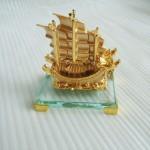 k1671 150x150 Thuyền buồm vàng  nhỏ K167M
