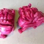 HM021 2 150x150 Tỳ hưu tiêu ngọc đỏ HM021