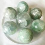 hm093 2 150x150 Đĩa thất tinh đá dạ quang xanh HM093