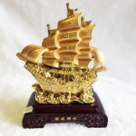 k1651 150x150 Thuyền buồm vàng K165M