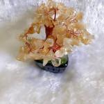kc057 150x150 Cây tài lộc thạch anh vàng siêu nhỏ KC057