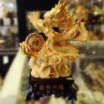 k154 copy 150x150 Rồng vàng kim đế gỗ K154M