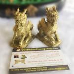 d256 copy 150x150 Cặp kỳ lân đồng nhỏ D256