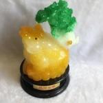 g161 150x150 Thiềm thừ cõng bắp cải vàng ngọc G161A