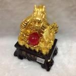g091 1 150x150 Rồng vàng châu đỏ G091A