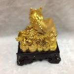 g091 150x150 Rồng vàng châu đỏ G091A