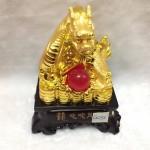 g091 2 150x150 Rồng vàng châu đỏ G091A