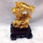 g092 150x150 Rồng vàng châu đỏ nén vàng G092A