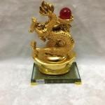 g093 150x150 Rồng vàng phun châu trên nguyên  bảo G093A