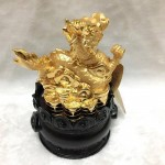 g094 150x150 Rồng vàng như ý đế tròn G094A