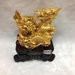 g095 150x150 Rồng vàng ôm nguyên bảo G095A