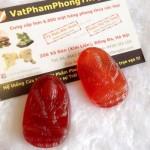 S6337 2 6 150x150 Phật bản mệnh đá mã não đỏ   Sửu, Dần ( Hư Không Tạng) S6337 2