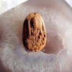 S6339 3 150x150 Phật bản mệnh đá mắt mèo   Mão ( Văn Thù Bồ Tát) S6339 3