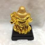 g143 150x150 Phật di lặc vàng gánh gậy như ý G143A
