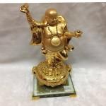 g149 2 150x150 Phật di lặc cầm dơi G149A
