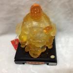 g151 150x150 Phật di lặc lưu ly ngồi trên ghế rồng G151A