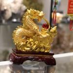 c077a rong vang phun ngoc 2 150x150 Rồng vàng phun châu C076A