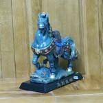c107a ngua xanh kieu co 2 150x150 Ngựa kiểu cổ xanh xám C107A