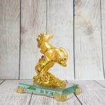 ln134 ngua vang nho 1 150x150 Vua ngựa vàng lưng hồng ngọc LN134