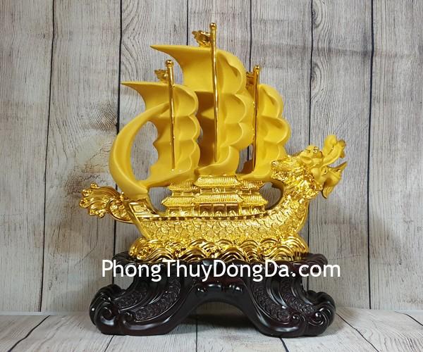 ln139 thuyen buom dau rong sa kim 1 Thuyền buồm đầu rồng kim sa lướt sóng LN139