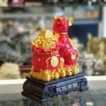tm007 chuot do tui do 1 150x150 Chuột đỏ ôm túi tiền trên đốn vàng TM007