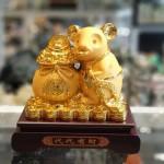 tm011 chuot vang tui vang 2 150x150 Chuột vàng kim ôm túi vàng TM011