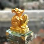 tm030 chuot vang bap vang 2 150x150 Chuột ôm bắp vàng đế thủy tinh TM030